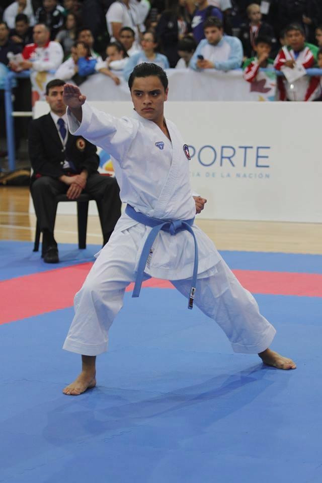 Panamericano Juvenil W.K.F 2017